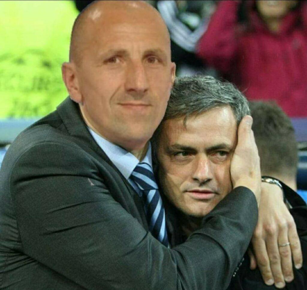Krznar i Mourinho - Dinamo Tottenham 3:0